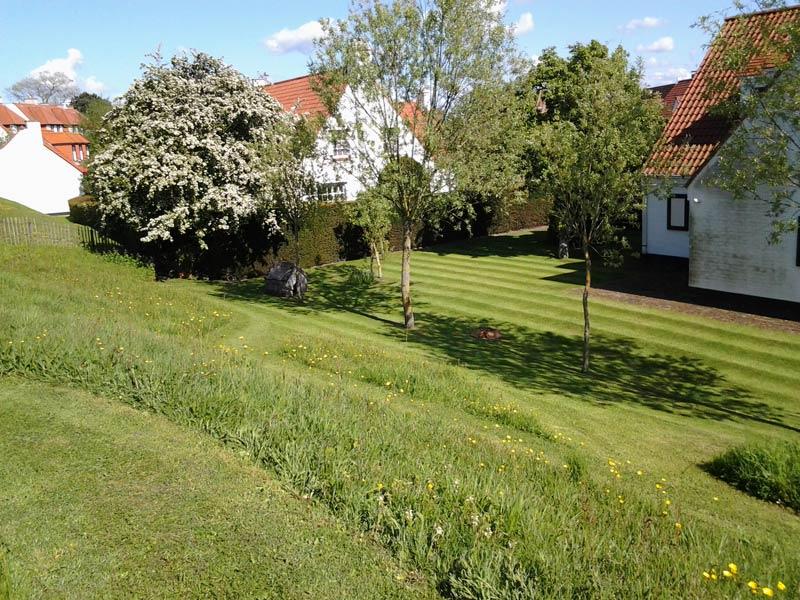 Knokke - tuin