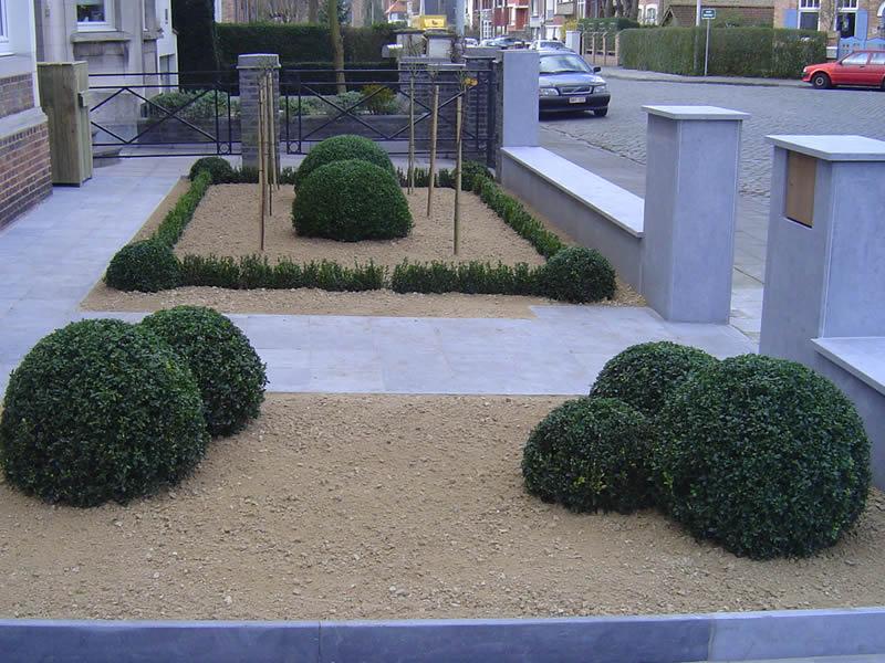 Nieuwe tuin aanleggen